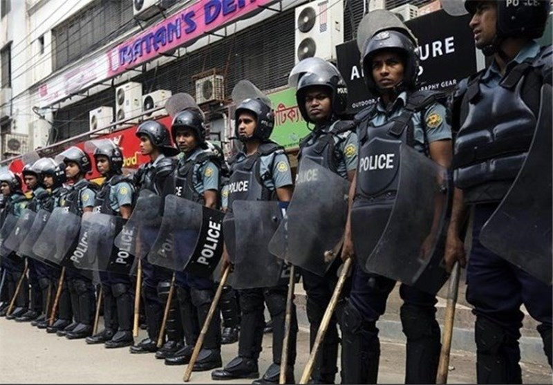 Bangladesh Hit by General Strike on Eve of Polls