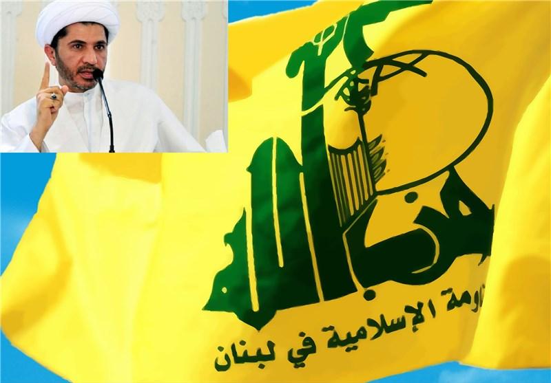 حزب الله و الشیخ سلمان