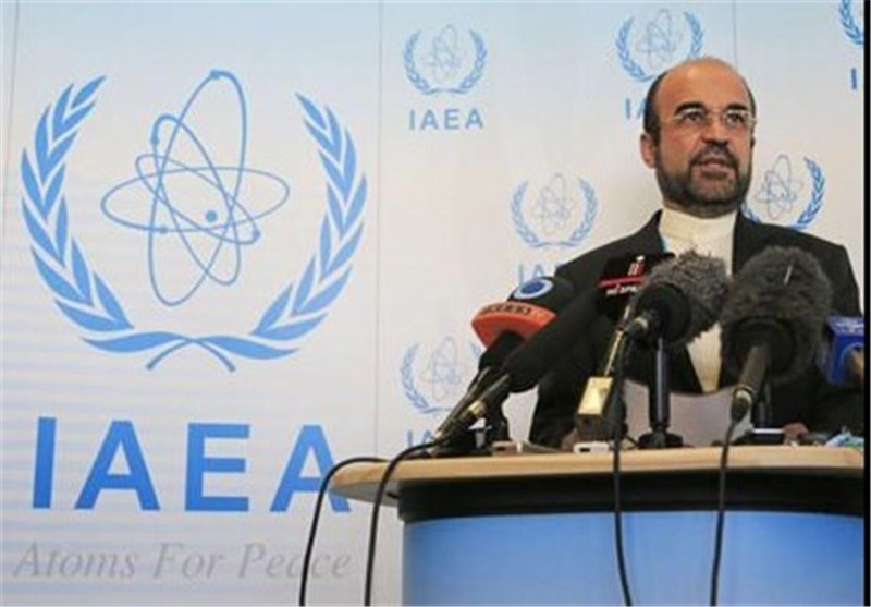 Agreement on New Practical Measures Achieved in Iran-IAEA Meeting
