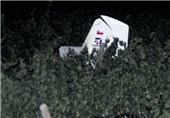 یک کشته و 4 زخمی در اثر سقوط هواپیما در مکزیک
