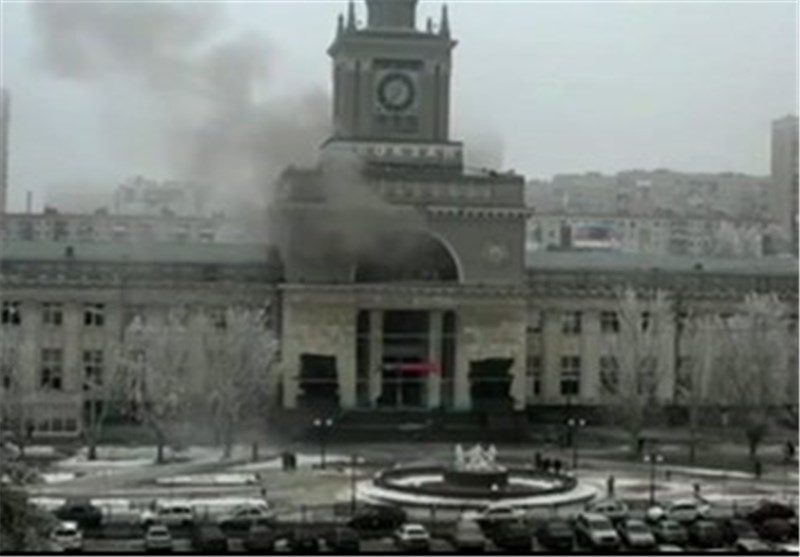Russia Identifies Suicide Bomb Suspect
