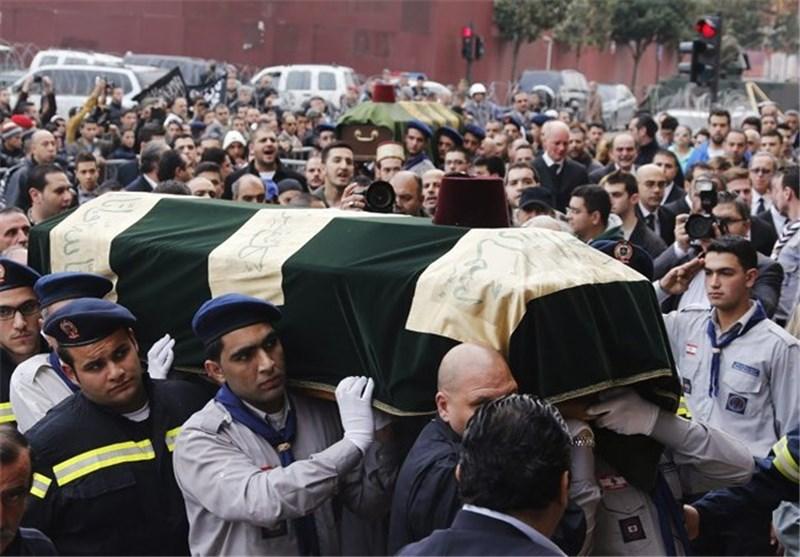 Lebanon Holds Funeral for Slain Ex-Minister