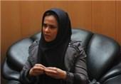 پریا شهریاری رئیس دپارتمان فوتبال ساحلی ایران