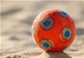 Iran Draws Thailand, Lebanon in AFC Beach Soccer Championship