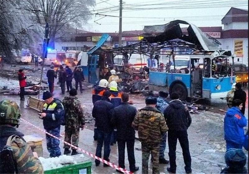 تحقیقات درباره انفجارهای تروریستی ولگاگراد ادامه دارد