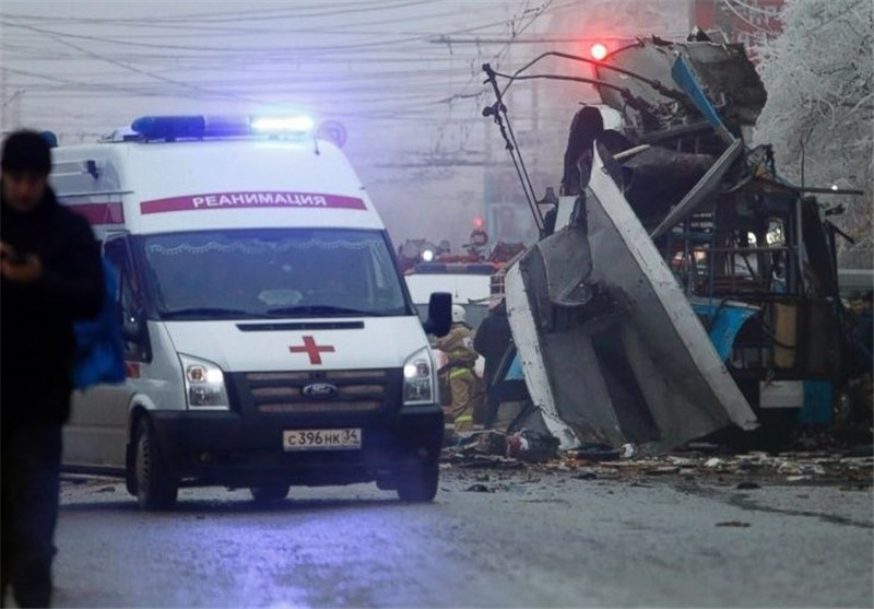 Second Deadly Explosion Rocks Russian City