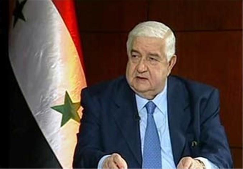 هیئت رسمی سوریه به ریاست ولید المعلم عازم ژنو میشود