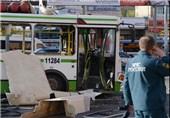 روسیه: انفجار امروز توسط عامل انتحاری رخ داده است