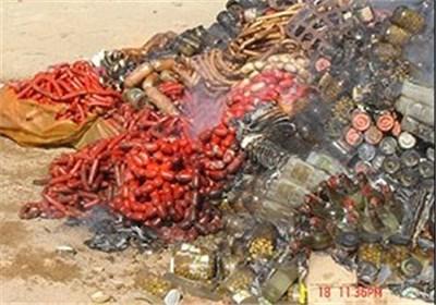 مواد غذایی فاسد