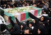 جزئیات تشییع و خاکسپاری 224 شهید دوران دفاع مقدس در 31 استان کشور