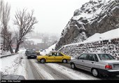 تهران| محور فیروزکوه مسدود شد؛ تردد بدون زنجیرچرخ امکانپذیر نیست