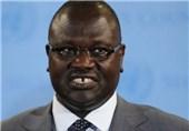 آمادگی رهبر شورشیان سودان جنوبی برای شرکت در مذاکرات صلح