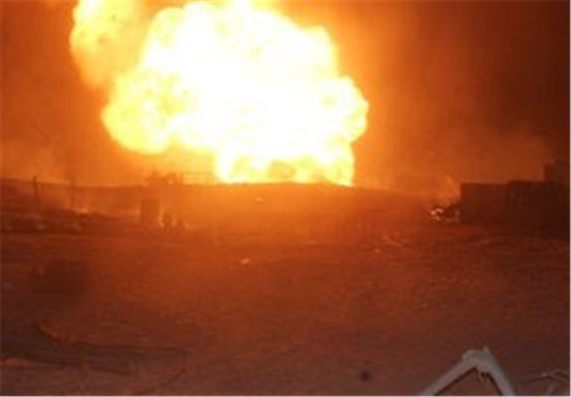 Egypt Militants Blow Up Gas Pipeline in Sinai