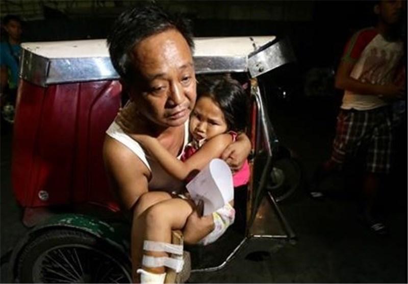 دو کشته و 600 مصدوم در پی جشنهای سال نو در فیلیپین