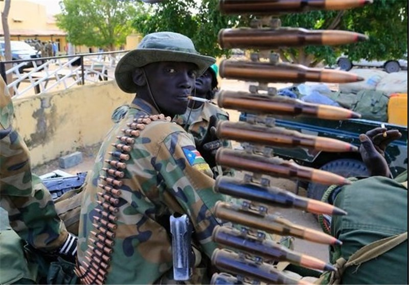 Rebels Press Attack on Key City in South Sudan