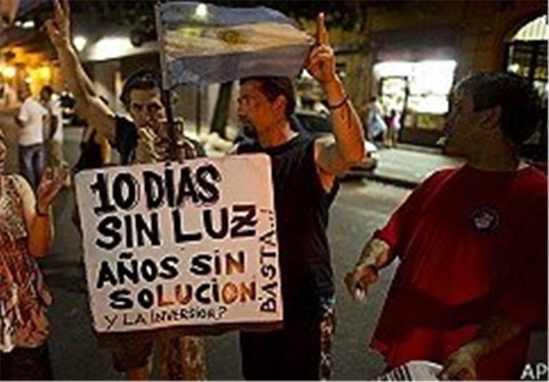 آرژانتین شرکتهای برق را مجازات می کند