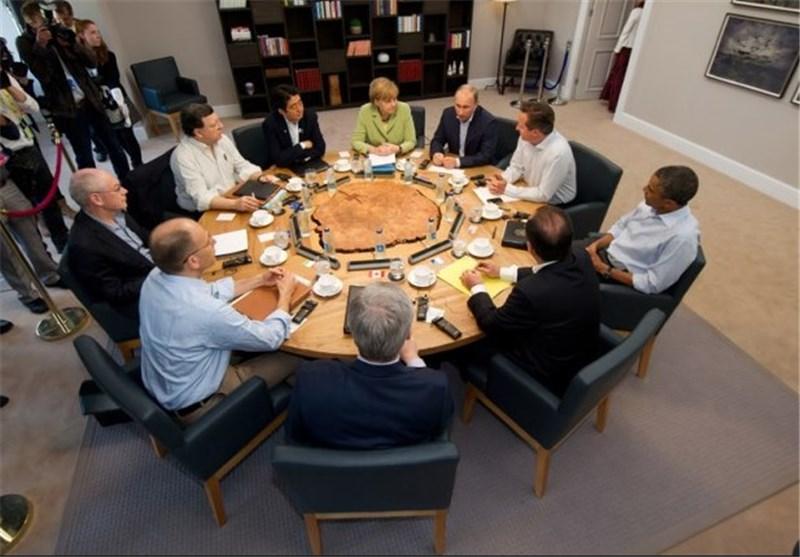 روسیه خواستار مشارکت کشورهای گروه 8 برای دستیابی به توسعه شد