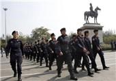 تایلند 15 هزار نیروی نظامی در شهر بانکوک مستقر میکند