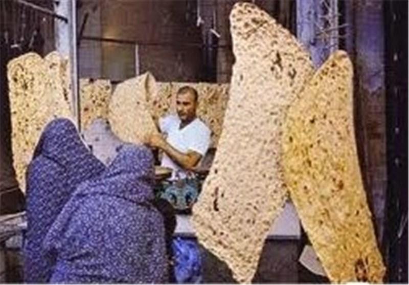 نرخ نان در البرز تا پایان سال افزایش نمییابد