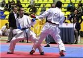 مسابقات سوپر لیگ کاراته کشور در قم برگزار میشود
