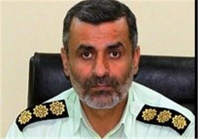 رزمی جانشین پلیس بوشهر
