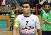گلزنی اصغر حسنزاده در لیگ فوتسال روسیه
