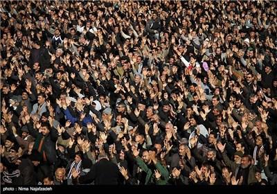 اجتماع 4هزار هیت مذهبی در حرم مطهر امام رضا (ع)