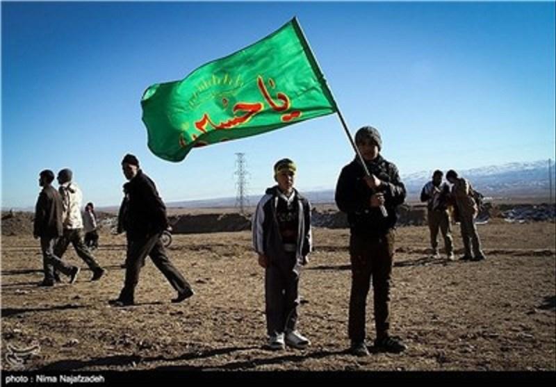 ورود بیش از 122 هزار زائر پیاده به مشهد مقدس
