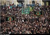 مشهدالرضا در عزای آفتاب هشتم/ عزاداری چند صد هزار نفری در سرزمین خورشید