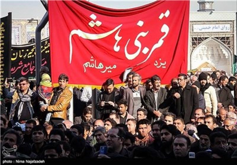 بیش از 162 هزار زائر پیاده وارد مشهدالرضا(ع) شدند