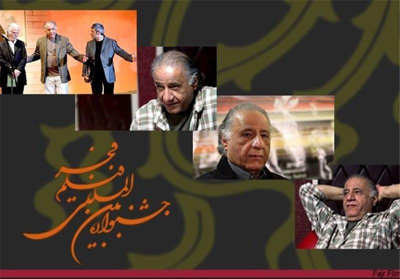 تقدیر از صدابردار پیشکسوت سینما در جشنواره فیلم فجر