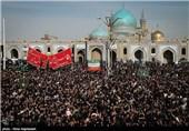 آخرین آمار از ورود زائران به مشهدالرضا(ع)/ آمادگی 4000 دستگاه اتوبوس برای انتقال زائران به شهرستانهای مبدا