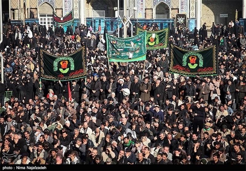 بیش از 137 هزار زائر پیاده وارد مشهدالرضا(ع) شدهاند