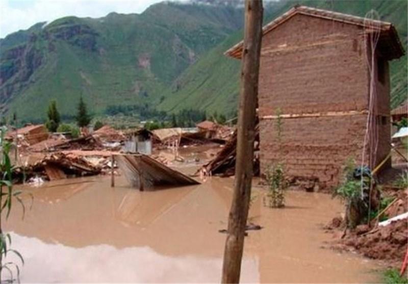 10 هزار نفر در پرو بیخانمان شدند