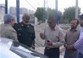 سپاه هرمزگان آماده کمکرسانی به منطقه زلزلهزده بستک