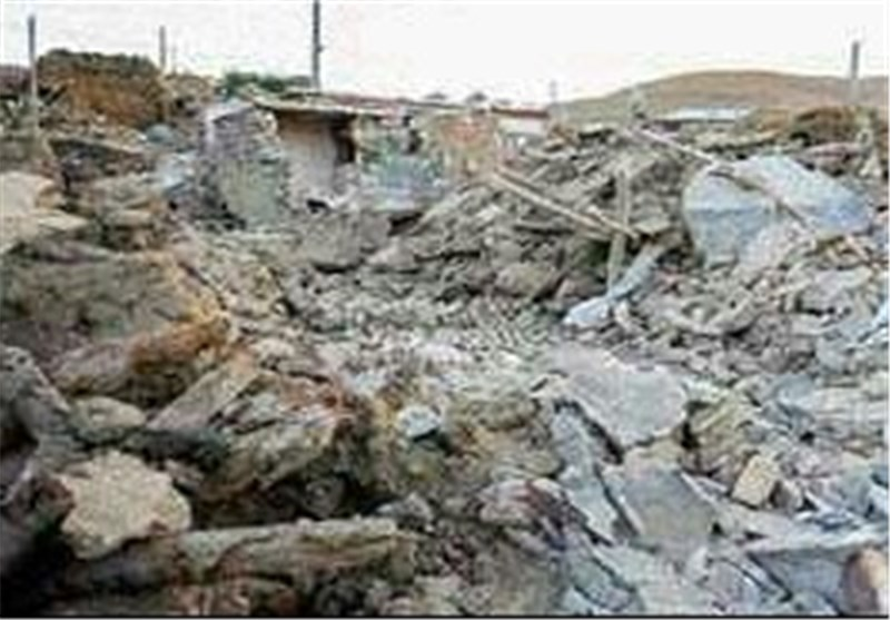 Official: Bastak's Infrastructure Severely Hit by Recent Quake