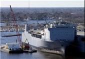 آمادگی کشتی آمریکایی برای امحای تسلیحات شیمیایی سوریه