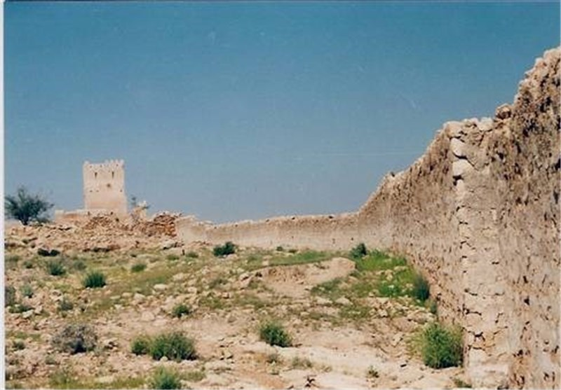 تخریب 40درصدی قلعه خان بستک در اثر زلزله