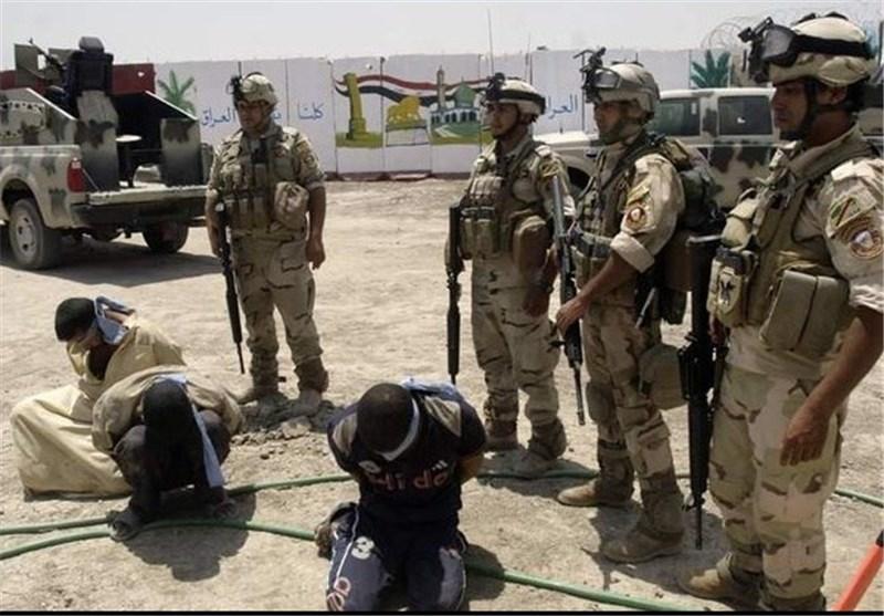 آمادگی ارتش عراق برای عملیات نظامی در فلوجه