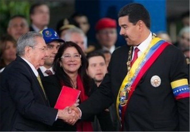کوبا ونزوئلا