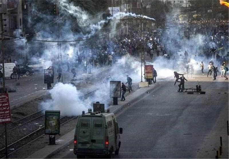 درگیری بین هواداران مرسی و نیروهای امنیتی در دانشگاههای قاهره