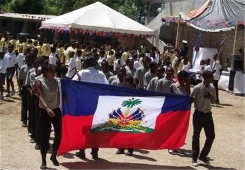 هایتی 210 مین سالگرد استقلال از فرانسه را جشن گرفت
