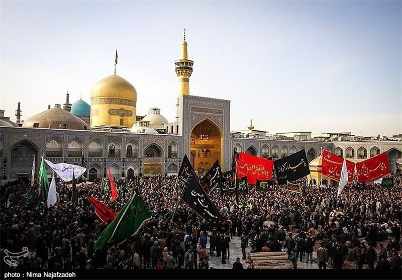 زائران حرم رضوی به 3 میلیون و 20 هزار نفر رسیدند/ ورود بیش از 137 هزار زائر پیاده به مشهد مقدس
