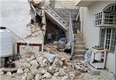 آخرین وضعیت مناطق زلزلهزده بستک/ ترخیص تمامی مجروحان زلزله