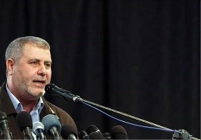 مقاومت حق گروههای فلسطینی است