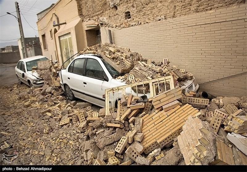 6.1-Magnitude Quake Jolts Western Iran