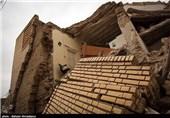 """زلزله """"دزج """"کردستان تاکنون تلفاتی نداشته است"""