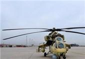 روسیه 13 فروند بالگرد پیشرفته به عراق تحویل داد