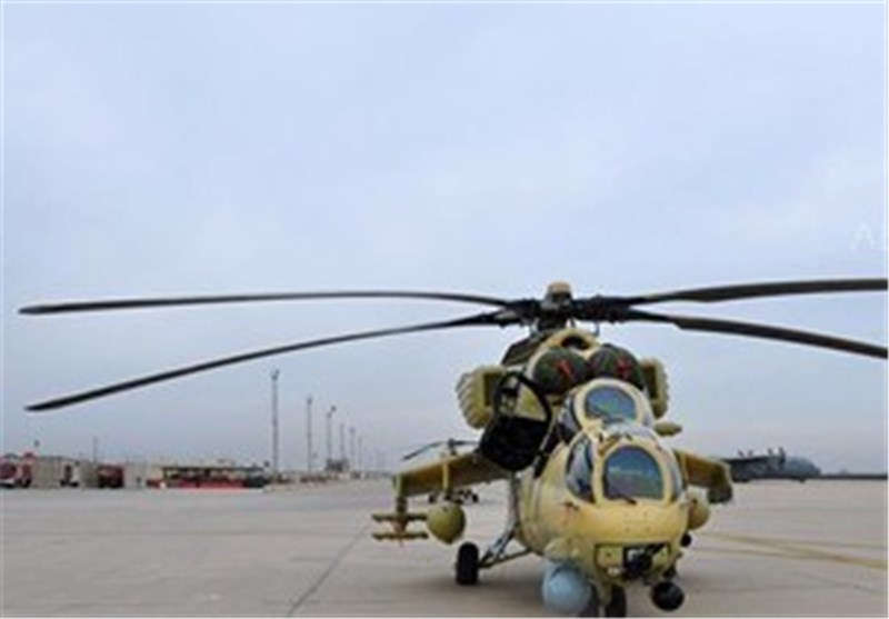 "​Russia Delivers 13 ""Night Hunter"" Strike Helicopters to Iraq"