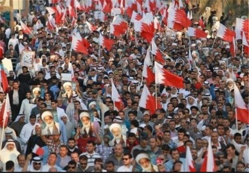 تظاهرات البحرين